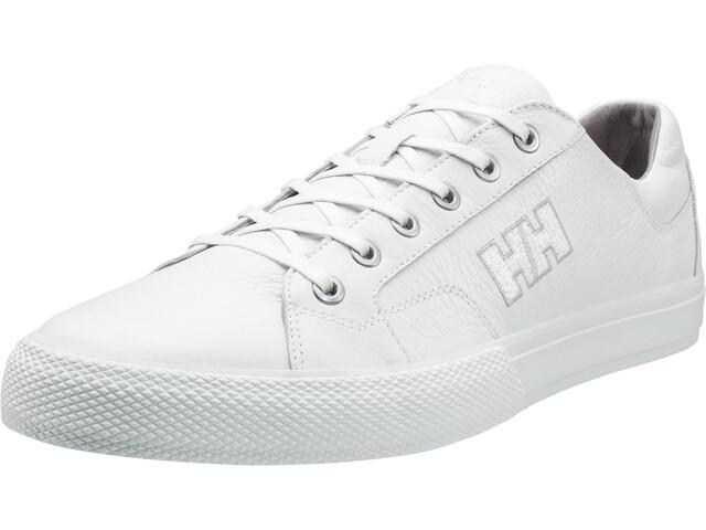 Helly Hansen Fjord LV-2 Kengät Miehet, off white/silver grey/olympian blue
